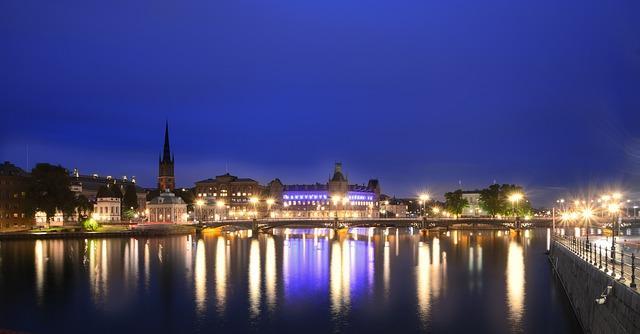 Mitt liv i Stockholm